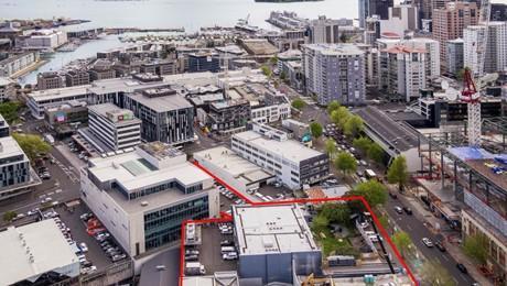 156 Victoria Street West, Auckland Central