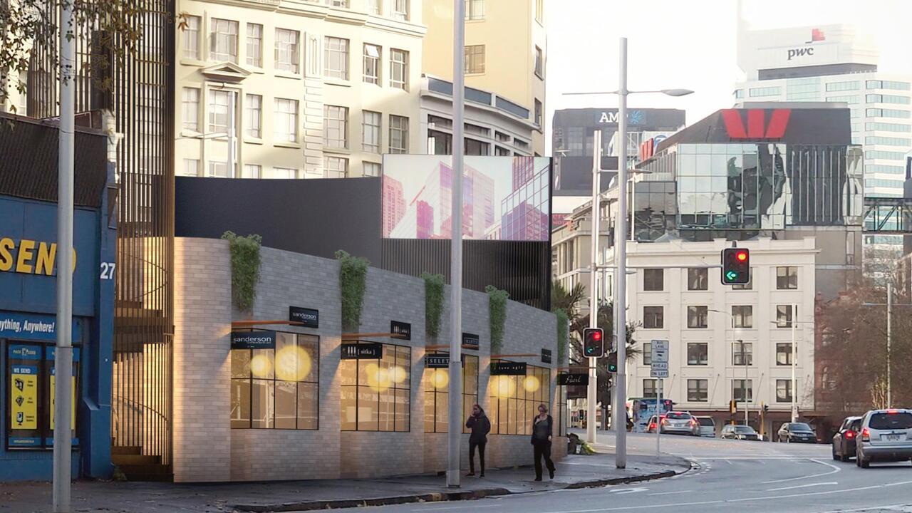 5/2-8 Anzac Avenue, Auckland Central
