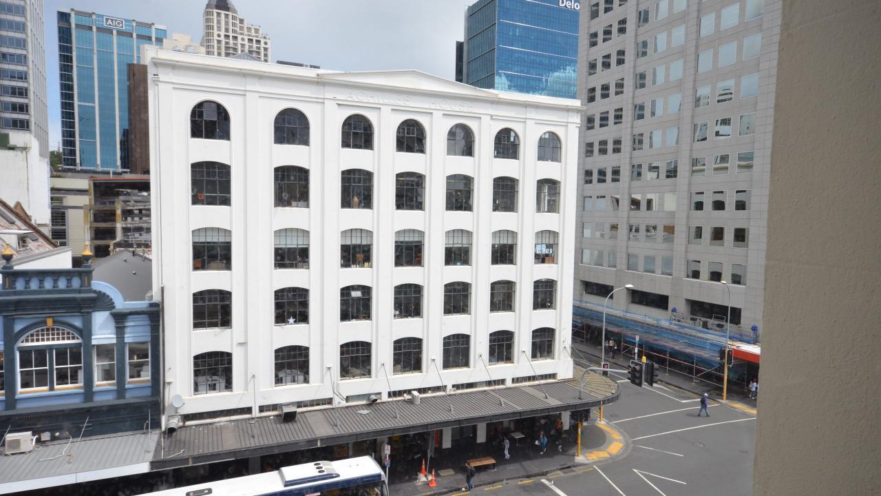 Customs Street, Auckland Central