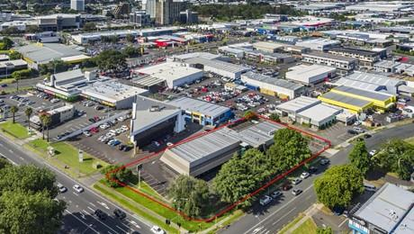 607 Great South Road, Manukau Central