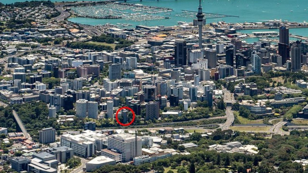 38 Whitaker Place, Auckland Central
