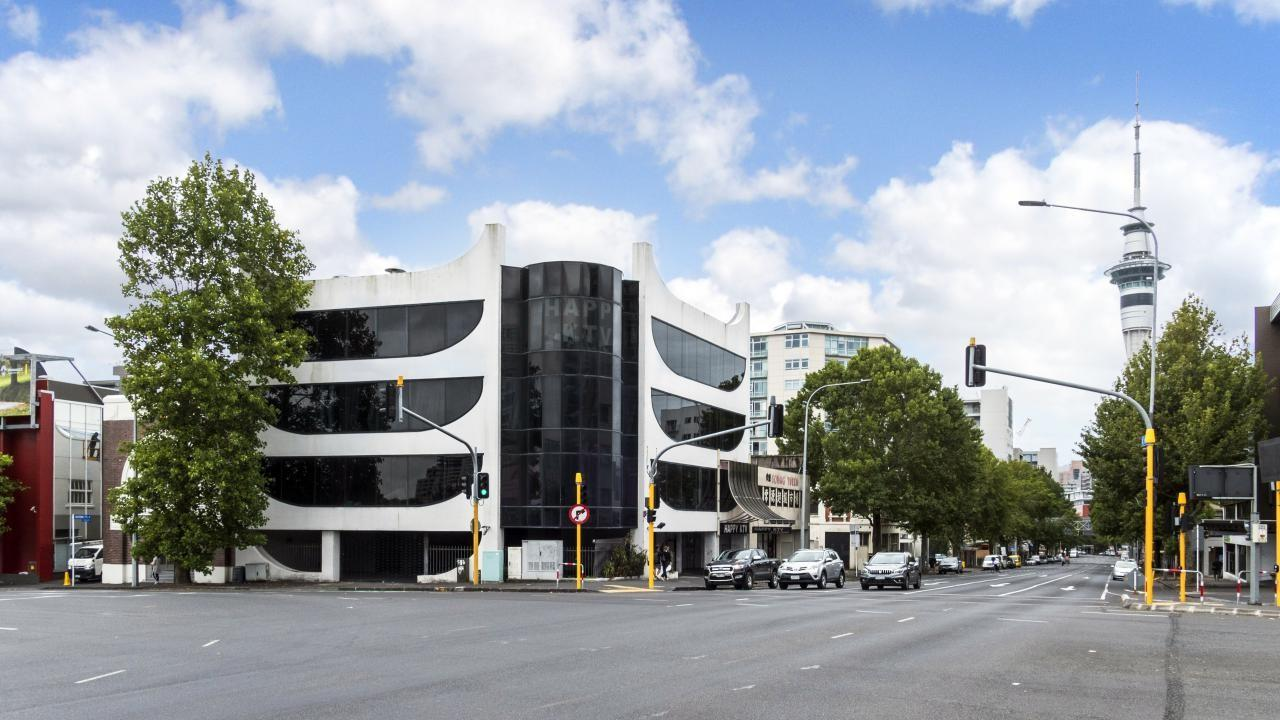 245 Hobson Street, Auckland Central