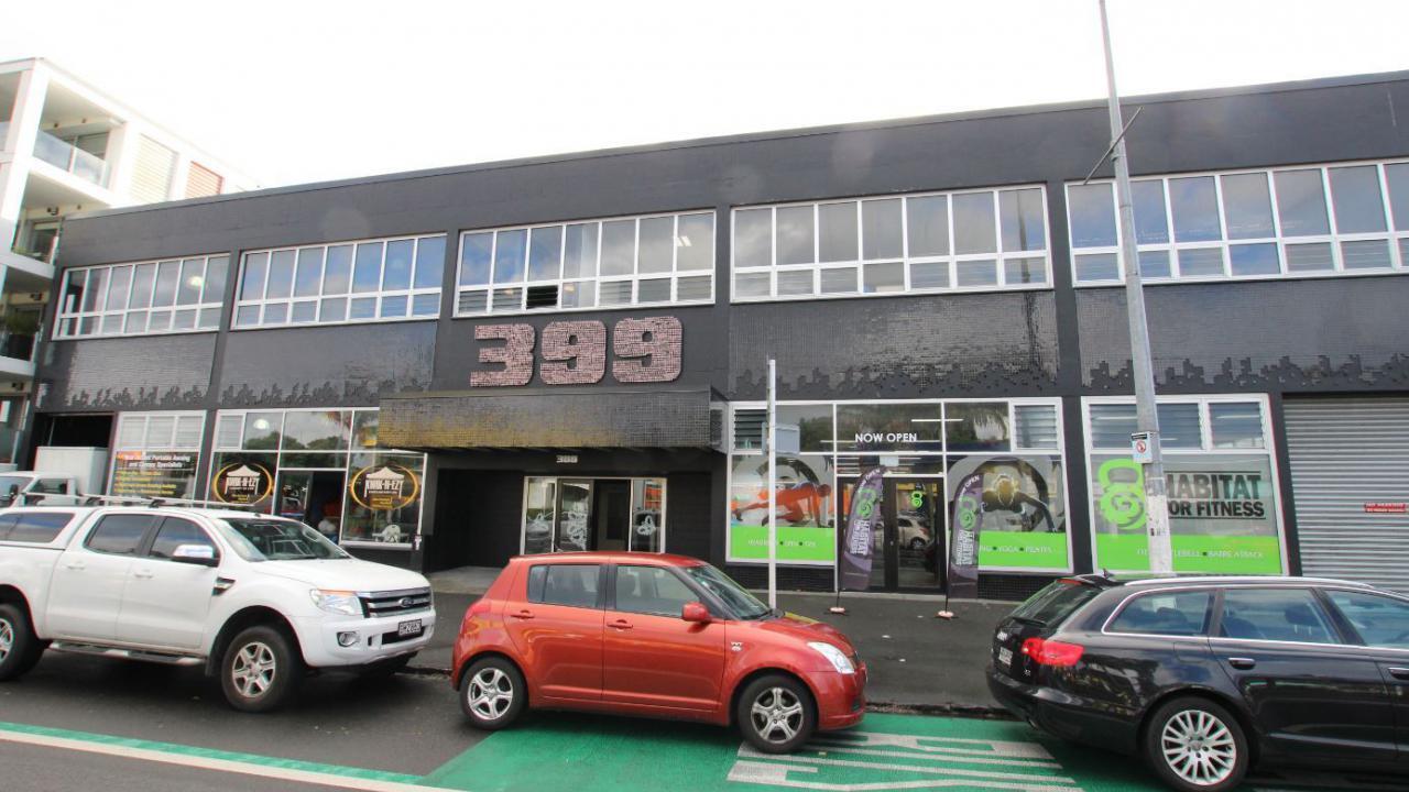 399 New North Road, Kingsland