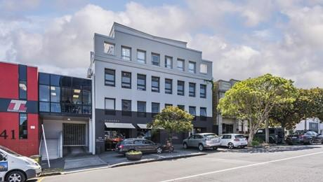 33-35 Sale Street, Auckland Central