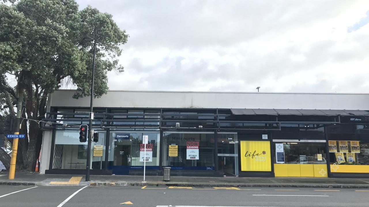 Shop 9 and 10/320 Remuera Road, Remuera