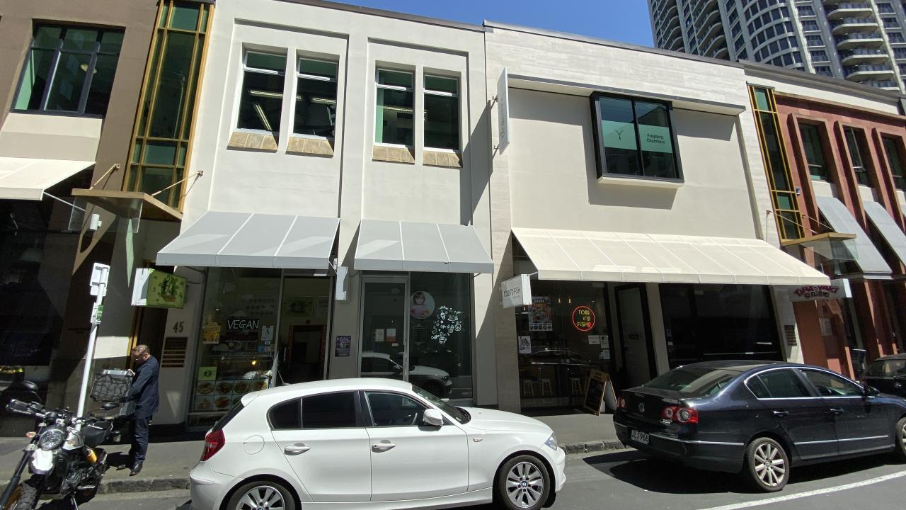 B/107 Chancery, Auckland Central