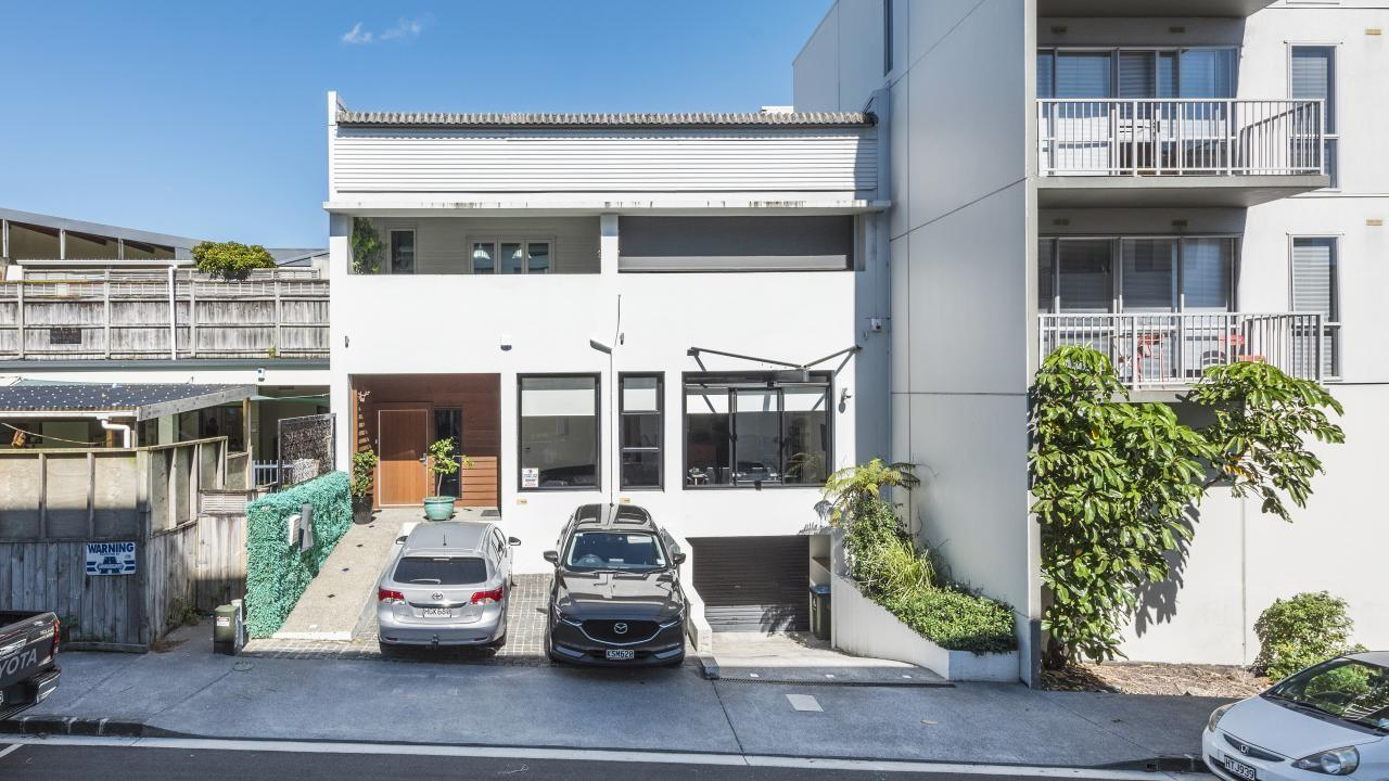 City Fringe Standalone Office And Apartment 14 Charlotte Street