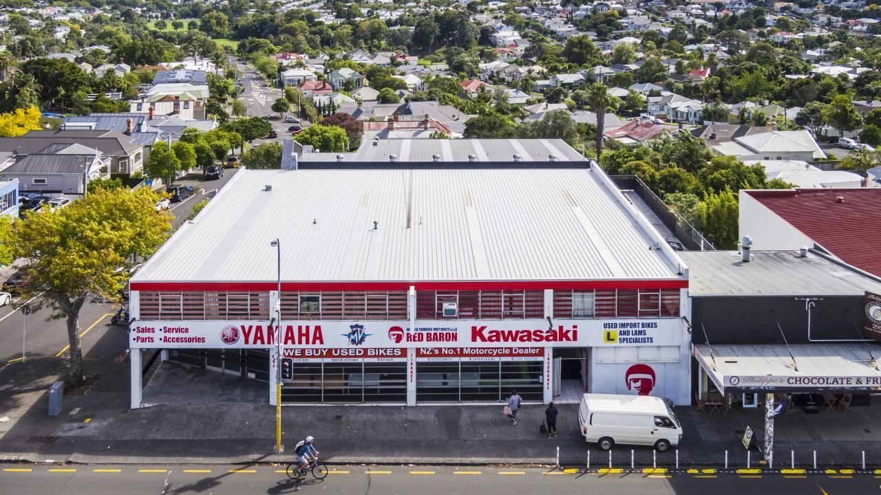 299 Great North Road, Grey Lynn