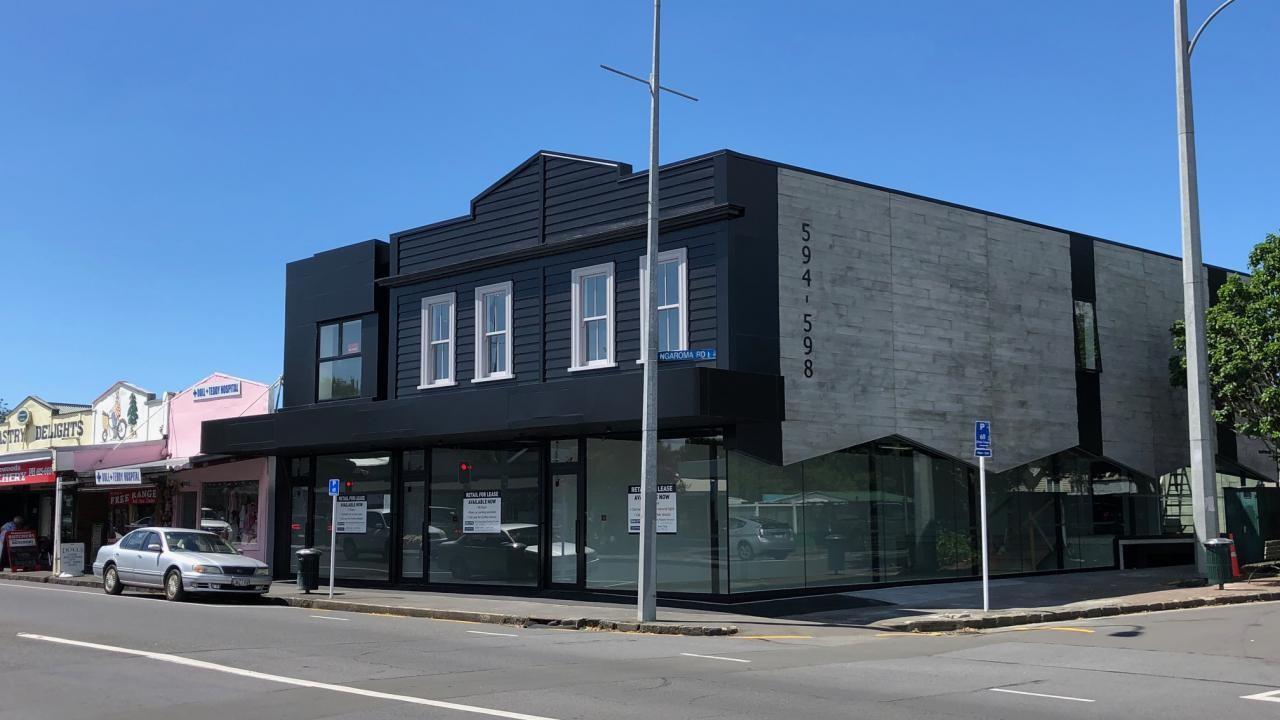 594-598 Manukau Road, Epsom