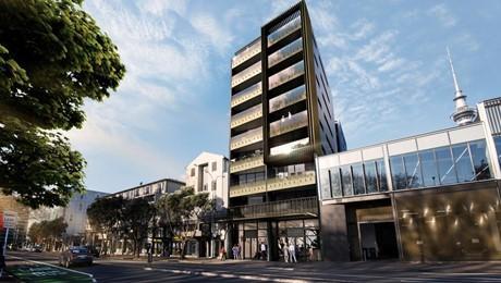 1 Halsey Street, Auckland Central