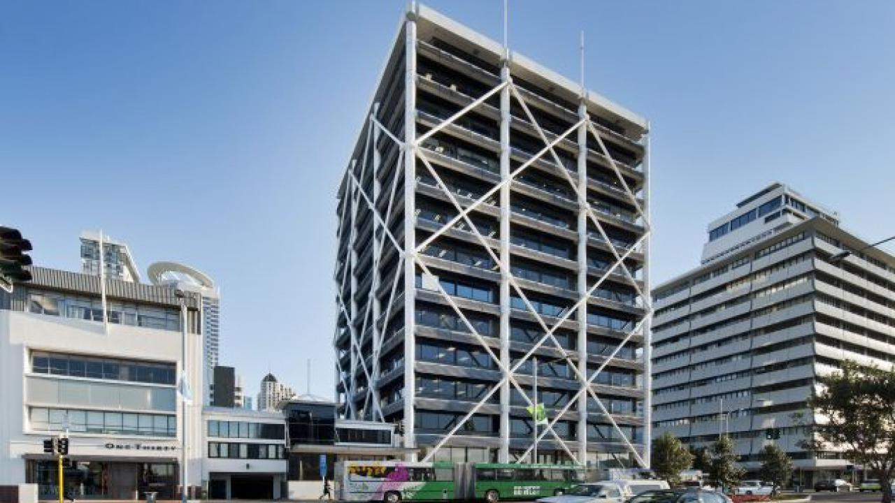 2 Commerce Street, Auckland Central