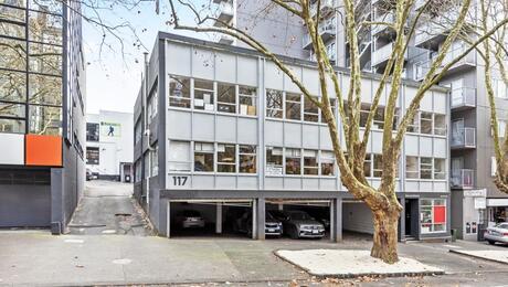 117 Vincent Street, Auckland Central