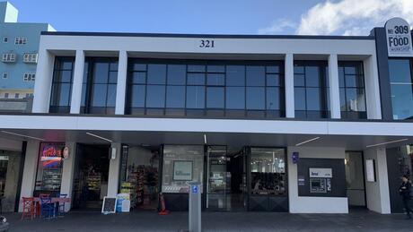 Tenancy 4/321 Karangahape Road, Auckland Central