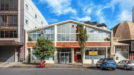 16-18 Beresford Square, Auckland Central