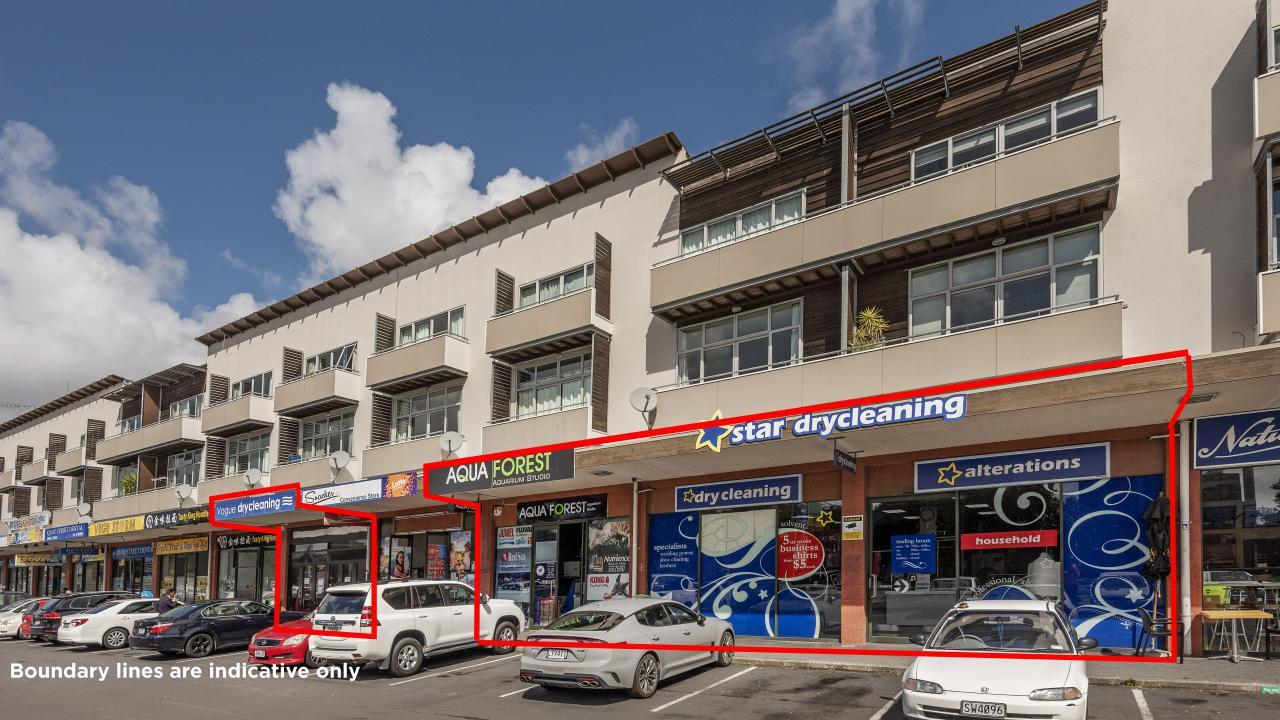Unit G,H,I and K/8 Quay Street, Parnell