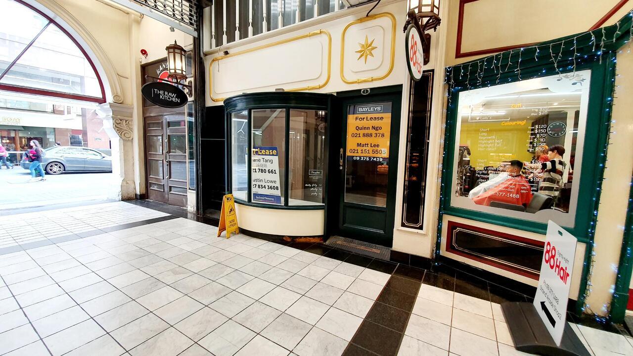 Shop 1/233 Queen Street, Auckland Central