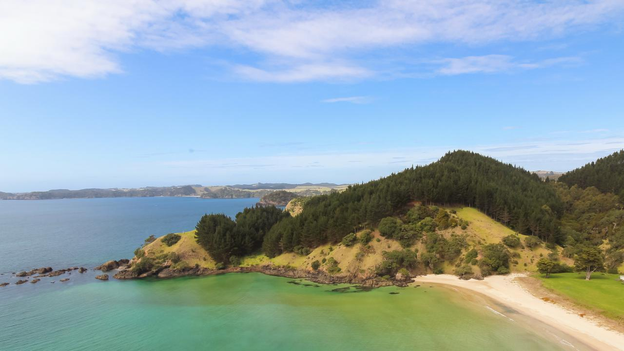 Edge Road, Whananaki South, Whananaki