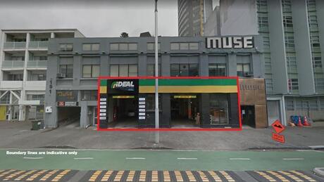 151 Beach Road, Auckland Central