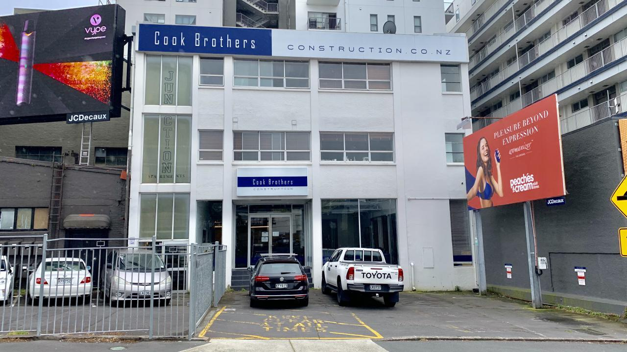 159 Nelson Street, Auckland Central