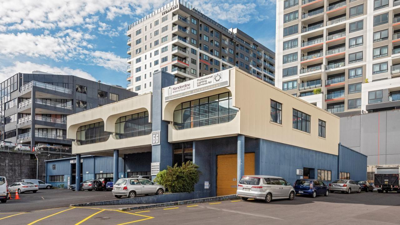 66 Cook Street, Auckland Central