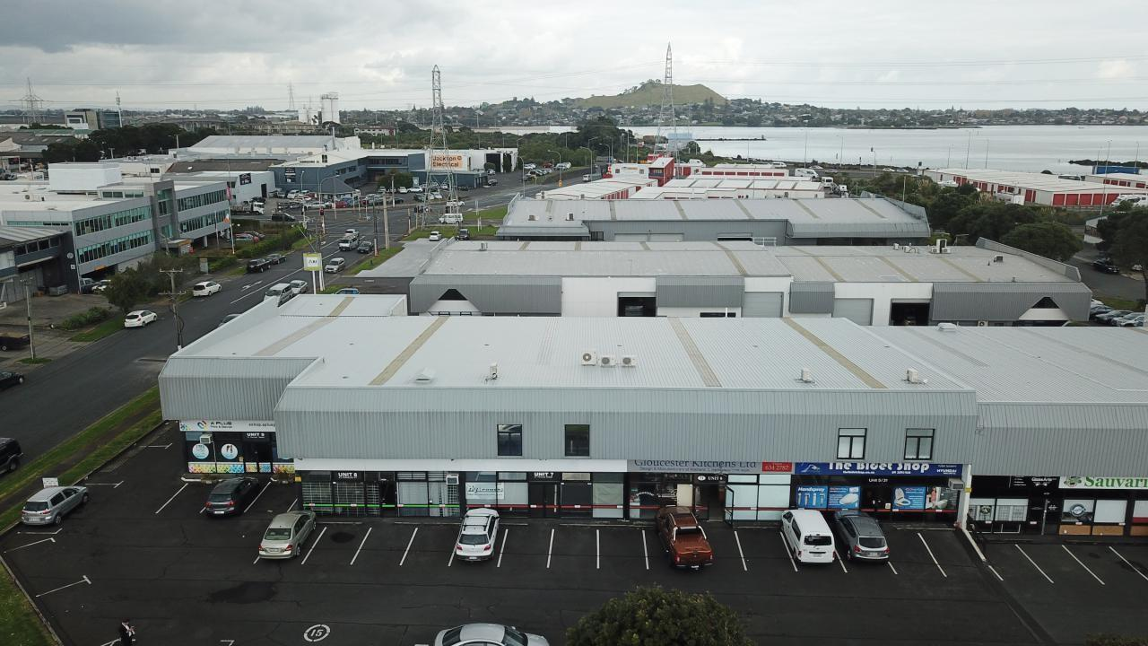 Units M and N/3-5 Hill Street, Onehunga