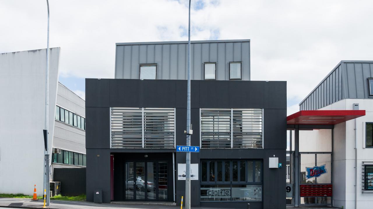 39-41 Pitt Street, Auckland Central