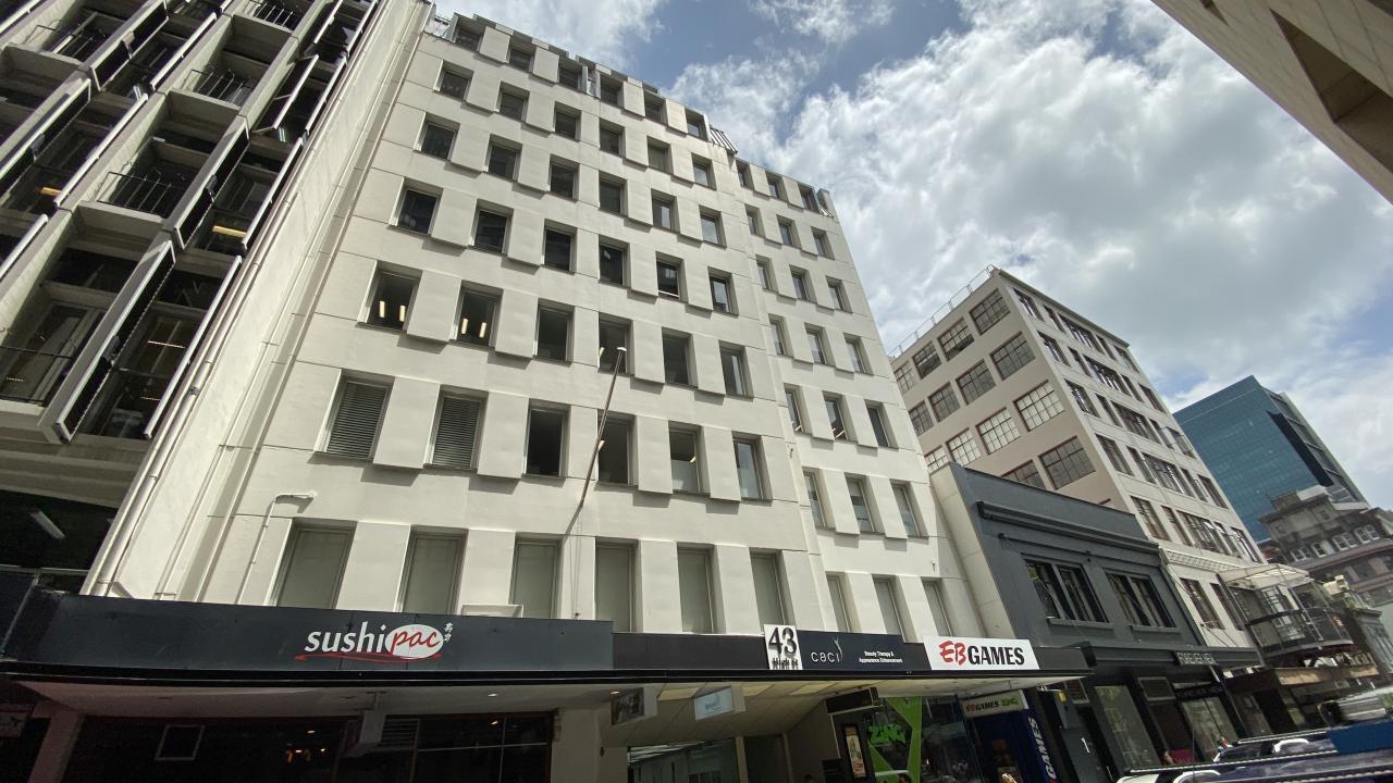 43 High Street, Auckland Central