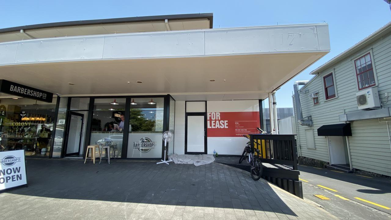 Shop 6/177 Parnell Road, Parnell