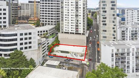 15-17 Liverpool Street, Auckland Central