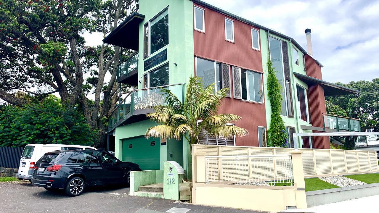 Lot 1 112 Gladstone Road, Parnell