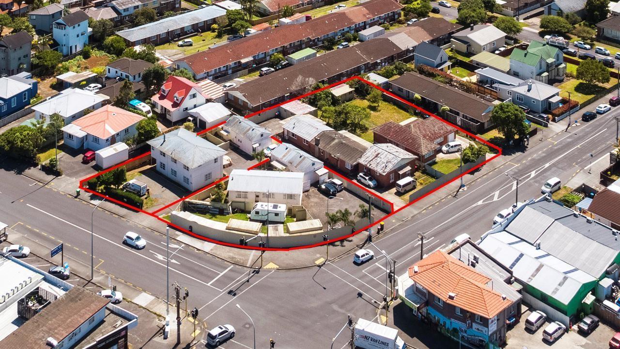 880-882 Manukau Road and 108-110 Trafalgar Street, Royal Oak