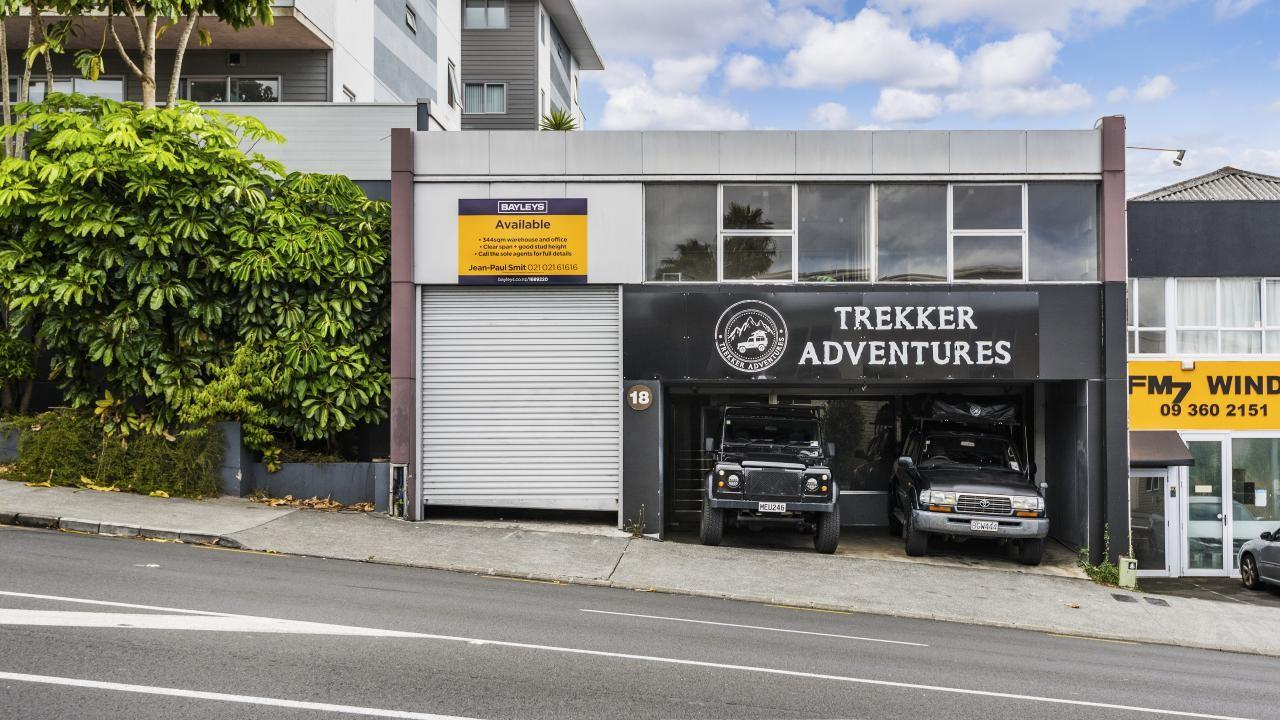 18 Newton Road, Grey Lynn