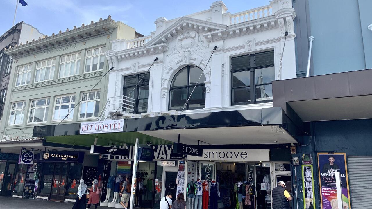 145 Karangahape Road, Auckland Central