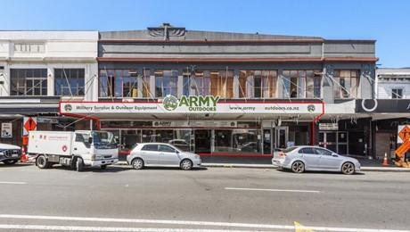 326 Karangahape Road, Auckland Central