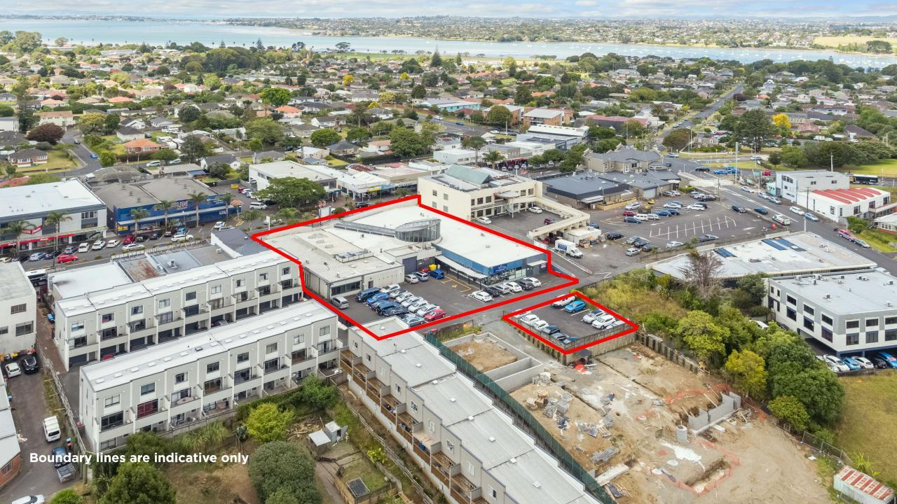 141-157 Queens Road, Panmure