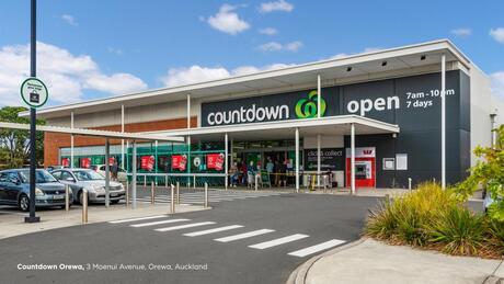 Countdown Portfolio, Auckland Central