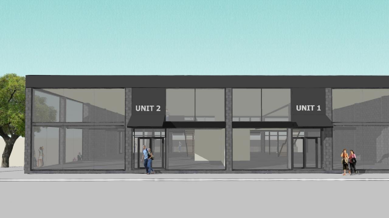 Unit 1/299 Great North Road, Grey Lynn