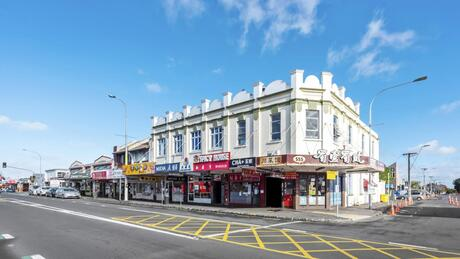 555-563 Dominion Road, Mt Eden