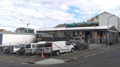 15-19 East Street, Auckland Central