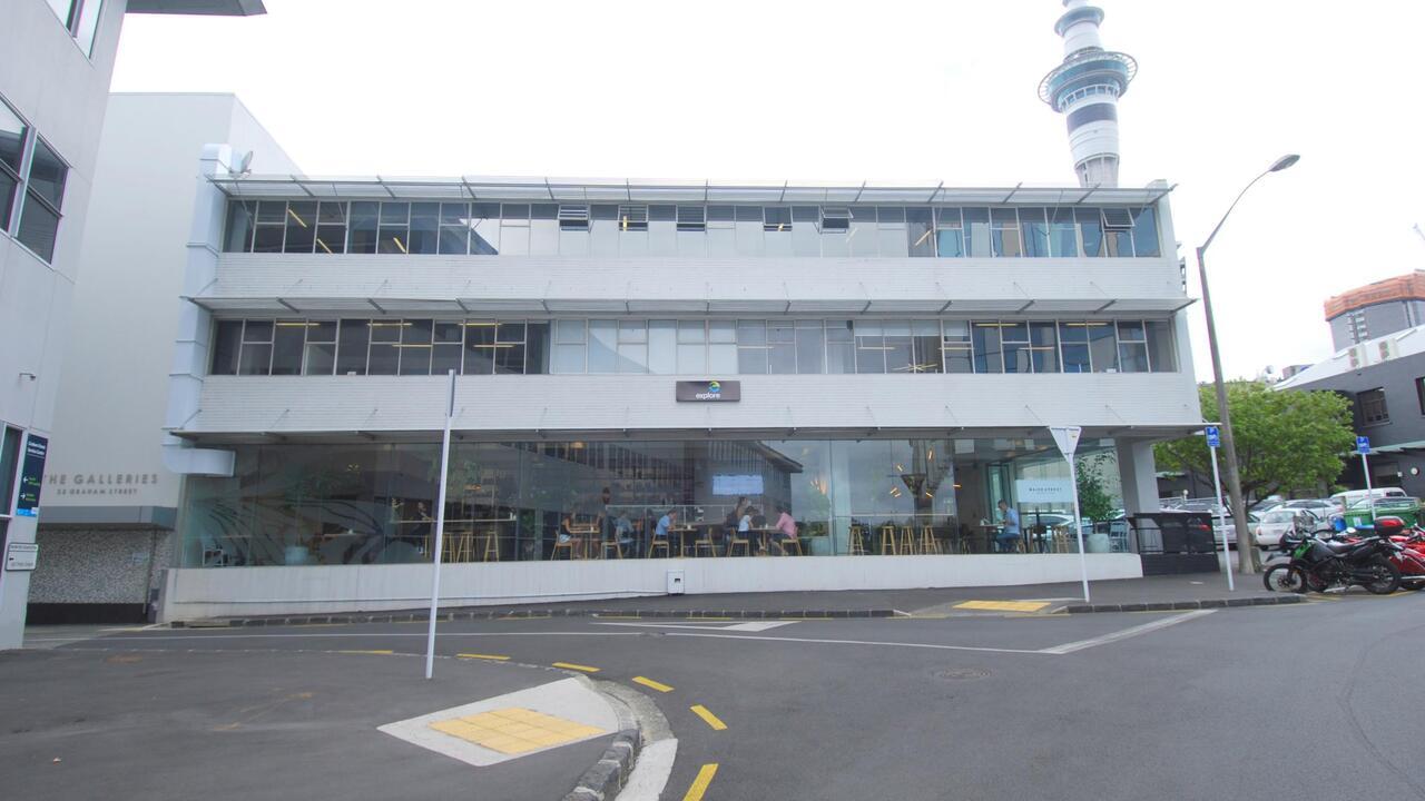 Tenancy 1/21 Graham Street, Auckland Central
