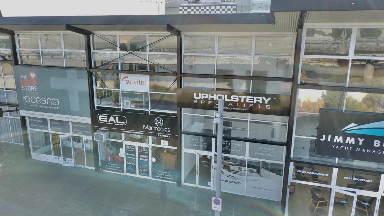 Unit 3/23B Westhaven Drive, Auckland Central