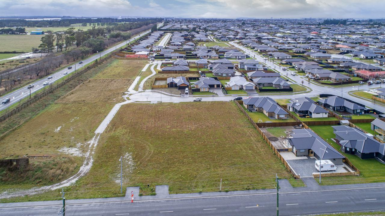7 Lots  Fountain Place and Dunns Crossing Road, Rolleston
