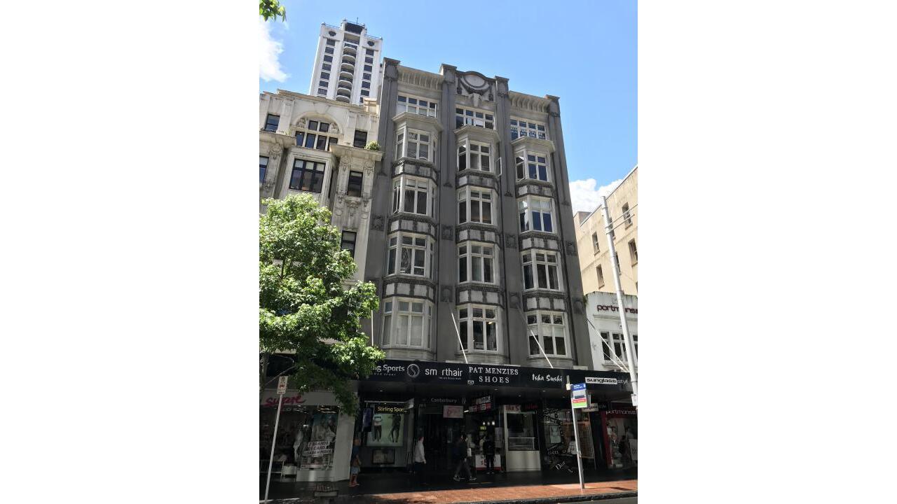 1E/166 Queen Street, Auckland Central