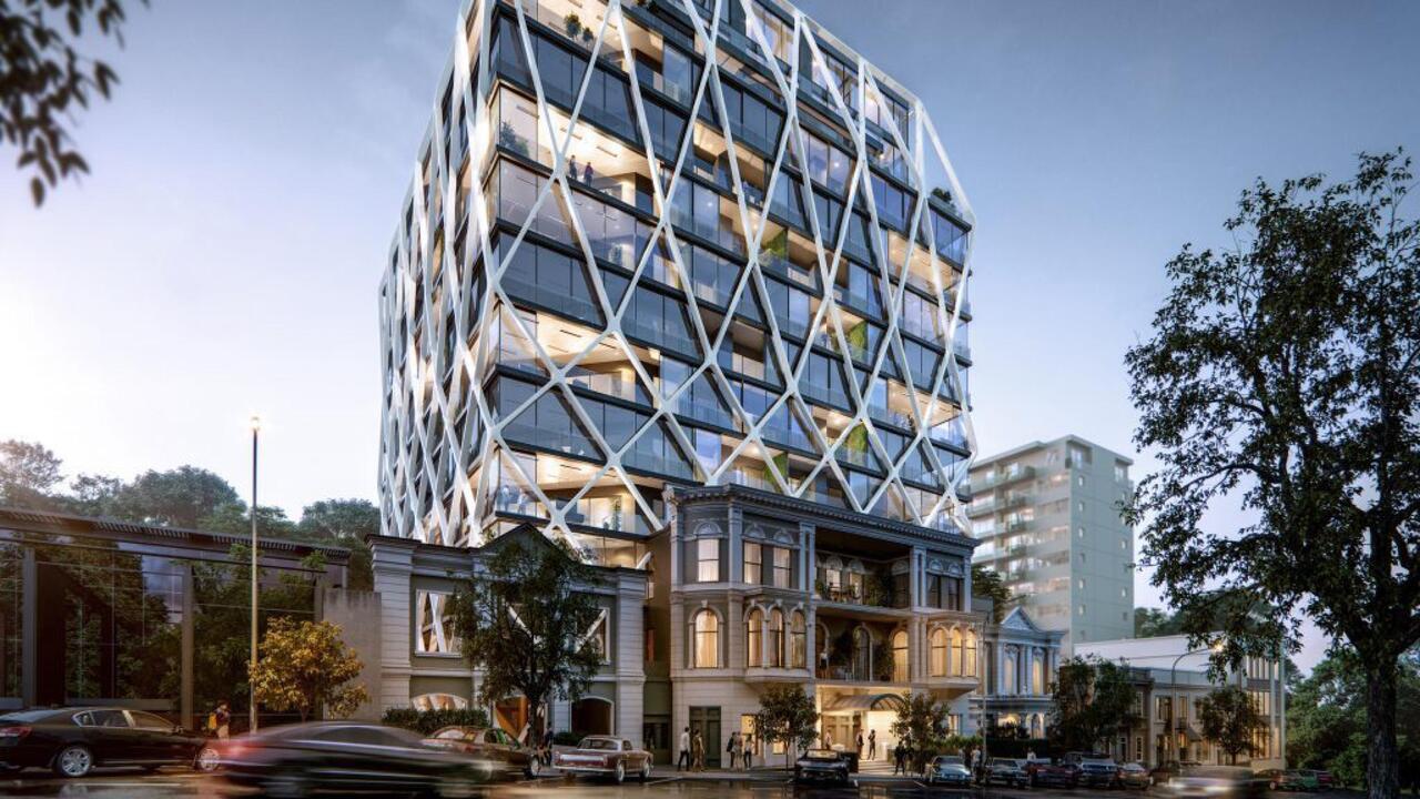 9 Princes Street, Auckland Central