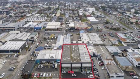 237-239 Lichfield Street, Christchurch Central