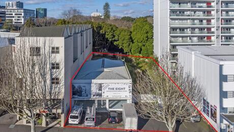 6-8 Upper Queen Street, Auckland Central