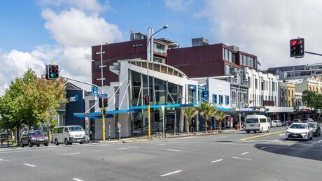 122-130 Karangahape Road, Auckland Central