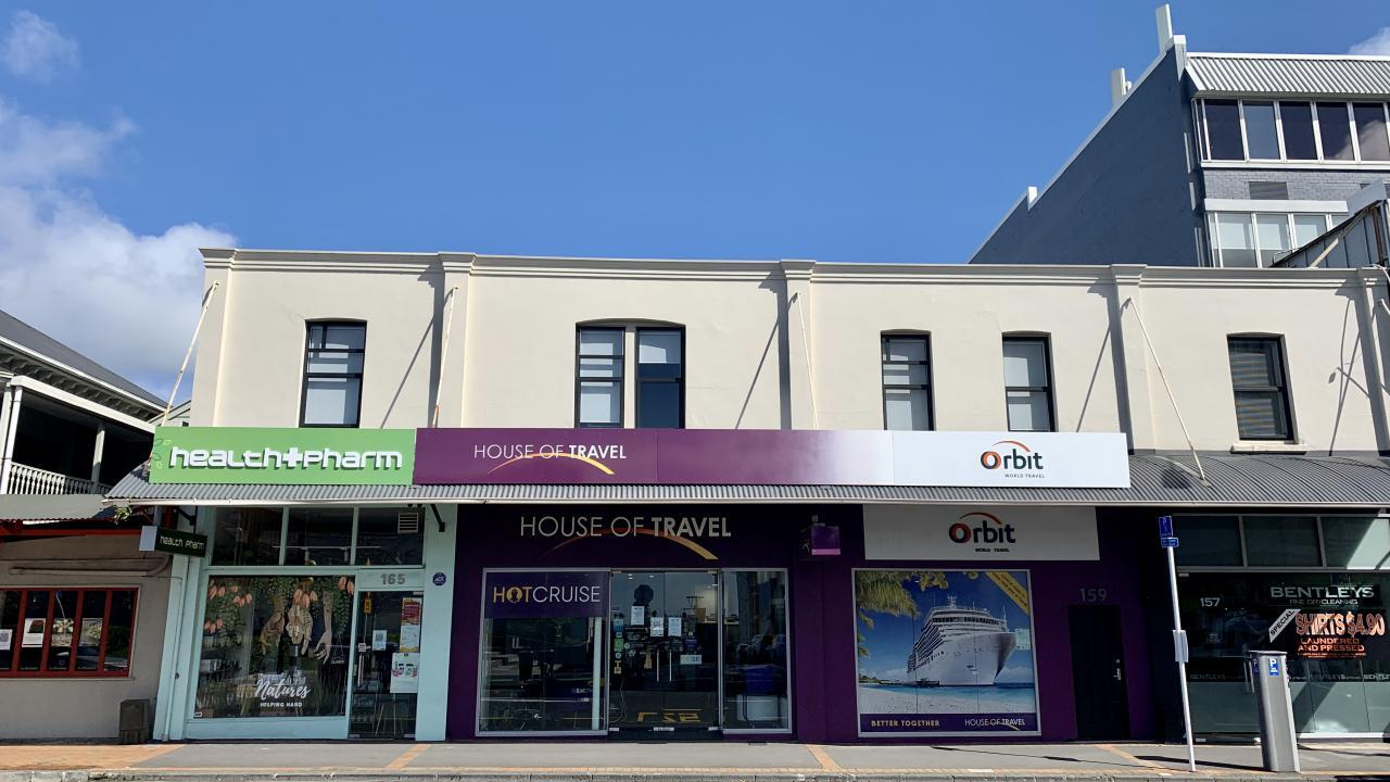 157-165 Parnell Road, Parnell
