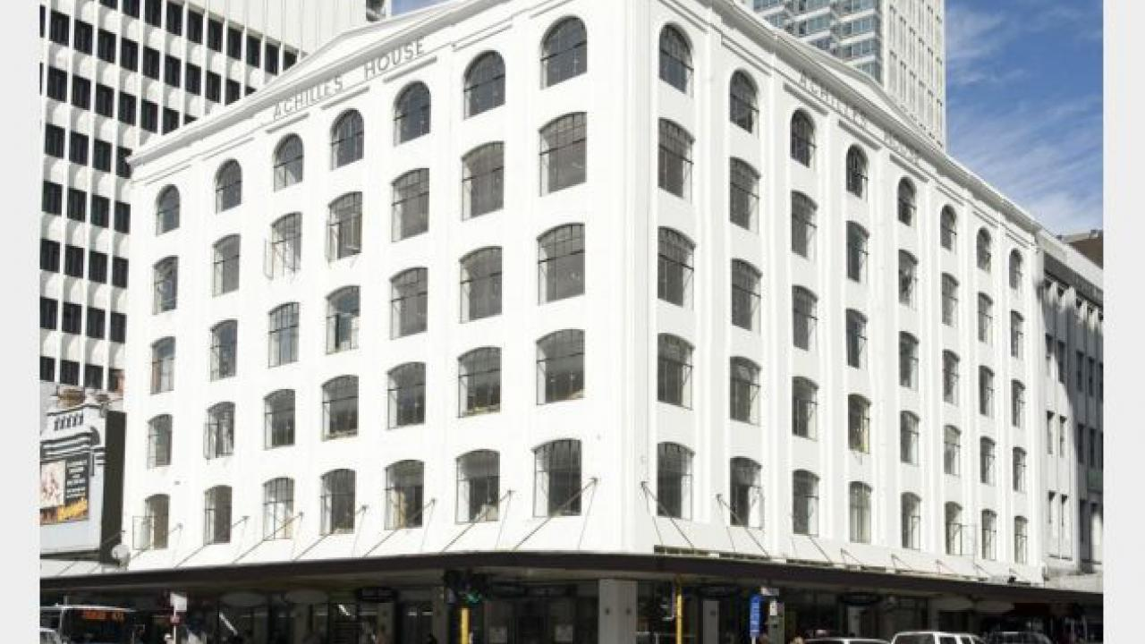 8 Commerce Street, Auckland Central