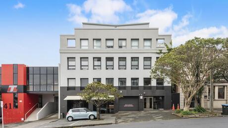 33 Sale Street, Auckland Central